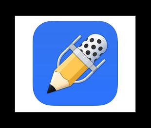 【iOS】録音機能のあるメモアプリ「Notability」が85%オフ