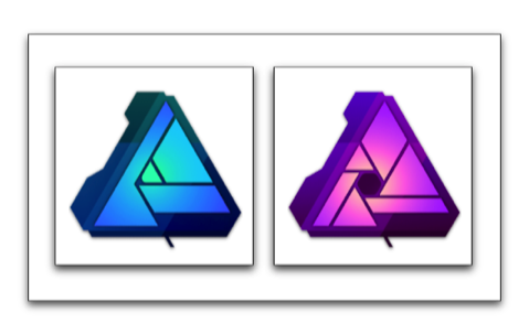【Mac】「Affinity Photo」「Affinity Designer」のショートカットのチートシートとブラシパターン
