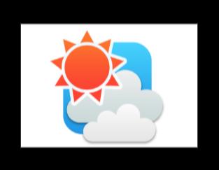 【Mac】2016年、私が愛用するメニューバー常駐アプリ その4 天気予報「そら案内」