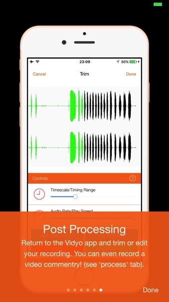 【iOS】iOSデバイスのスクリーンレコーダーアプリ「Vidyo!」