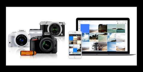 写真の共有&バックアップ「flickr」「Googleフォト」「Amazon プライム・フォト」を比較