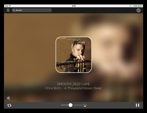 【Mac,iOS】Jazzファンにはたまらない、世界中からJazzを検索してストリーミングで聴き放題「City Jazz」今だけ無料