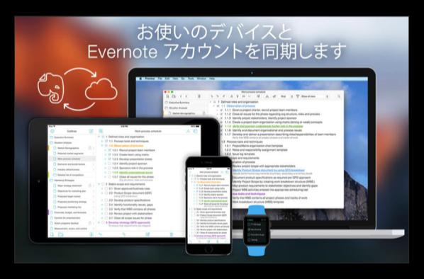 【Sale情報】Mac/iOS、アウトラインエディタ「Cloud Outliner 2 Pro」が30%オフ