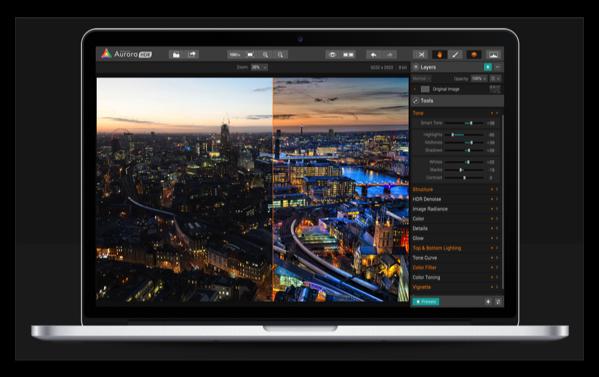 【Sale情報】Macで最高のHDRフォトエディタ「Aurora HDR」が30%オフ