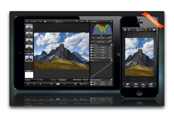 【Sale情報】iOSの写真編集アプリ「Laminar Pro」が無料
