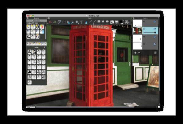 【Sale情報】Macのペイントアプリケーション「My PaintBrush Pro」が無料に