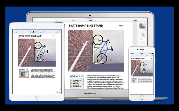 タイピング・手書き・録音ができる人気のメモアプリ「Notability」がMac・iOS版共に33%オフ