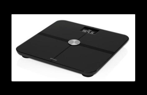 【Sale情報】Amazonで乗るだけで体重・体脂肪の データを記録する「Withings WS-50」タイムセール中