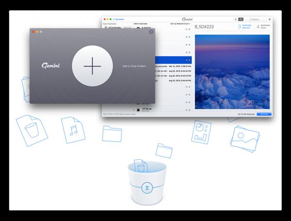【Mac】重複ファイル検索アプリケーション「Gemini 2」がリリース