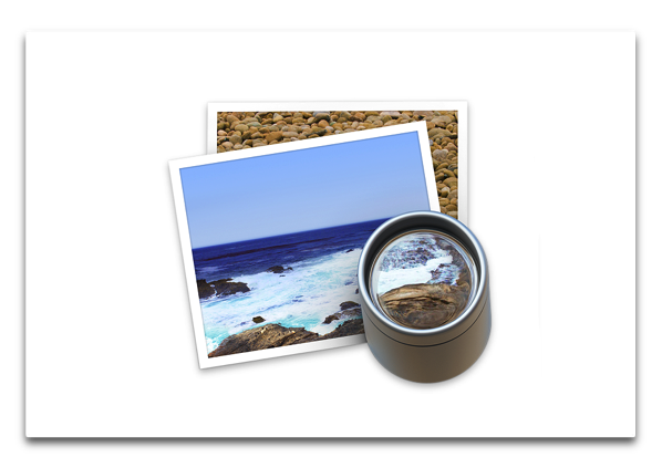 【Mac】標準アプリケーション「プレビュー」(その2:クリップボードからアイコンを、カメラから画像を読み込む)