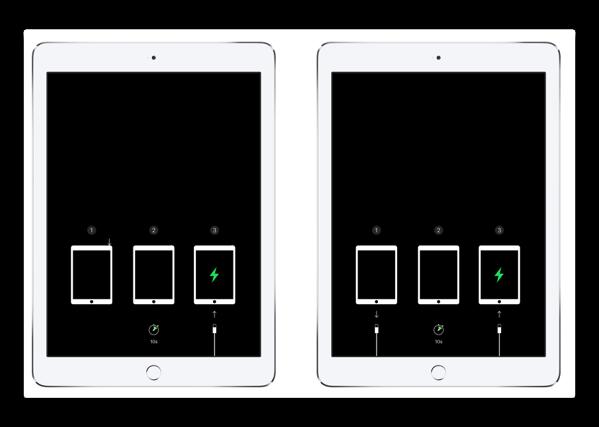 Apple,iPad Pro 9.7inch を「iOS 9.3.2」以降へのアップデート方法のサポート文書を公開しています