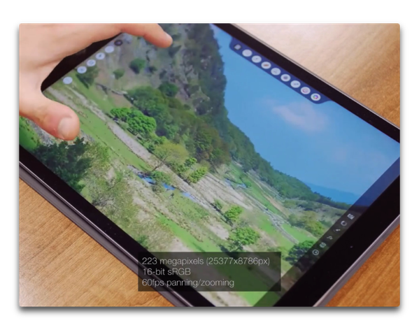 【iPad Pro】Mac版人気写真アプリ「Affinity Photo」の「Affinity Photo for iPad」がWWDC 2016でお目見え