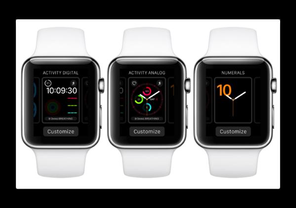 【Apple Watch】「watchOS 3」の新機能がわかる二つのムービー