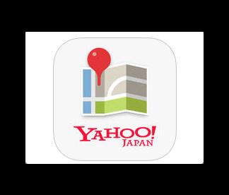 【iOS】「Yahoo!地図」バージョンアップで徒歩、電車ルートは現在地に合わせて自動案内