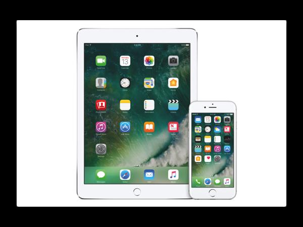 【iOS 10】iPad Pro で利用出来る8つの新機能