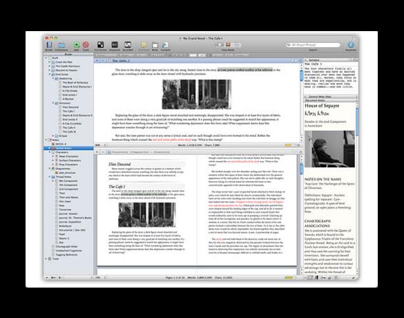 Scrivener ipad release date