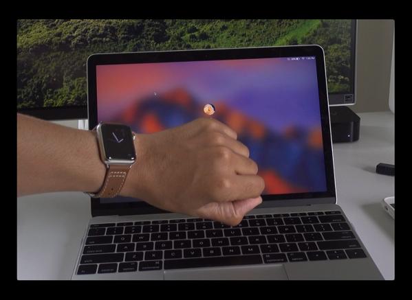 「macOS Sierra 10.12 beta 2」ではApple Watchでのオートロック解除が出来るようになっている