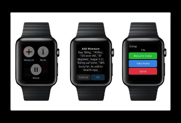 【iPhone】Apple Watchの心拍数をわかりやすく表示「HeartWatch」(その3 睡眠時心拍数・Apple Watch)