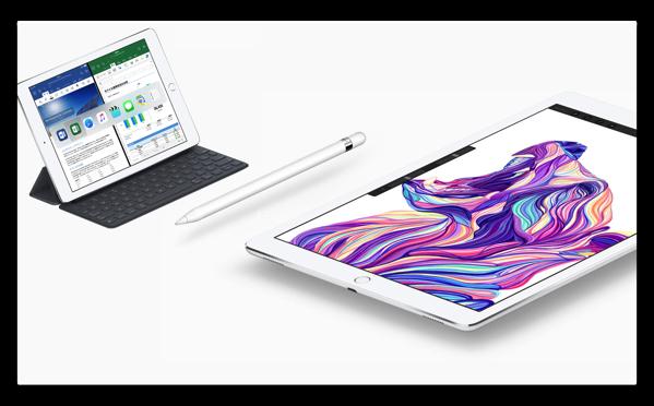 iPad ProとApple Pencilのメジャーアップデートは2017年前半か