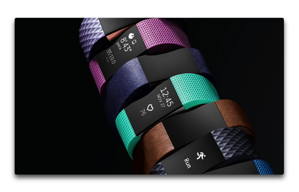 Fitbit、新製品「fitbit charge 2」と「fitbit flex 2」を発表
