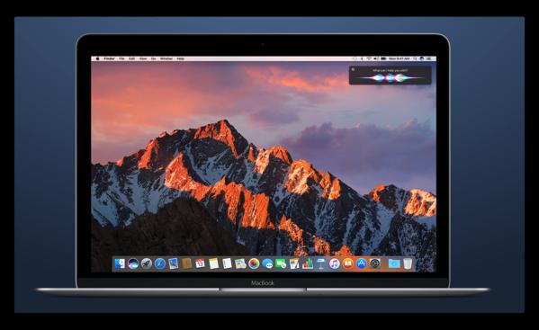 Apple、「macOS Sierra beta 7 (16A304a)」を開発者にリリース