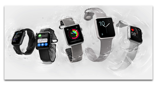 【Apple Watch】watchOS 3で新しい65の新機能のハンズオンビデオ