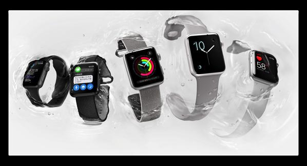 「Apple Watch Series 2」の開封動画が公開されています