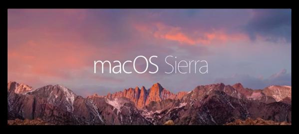 Apple、「Siri」の搭載や「iCloudでデスクトップのファイルを複数デバイスで共有」の「macOS Sierra」をリリース