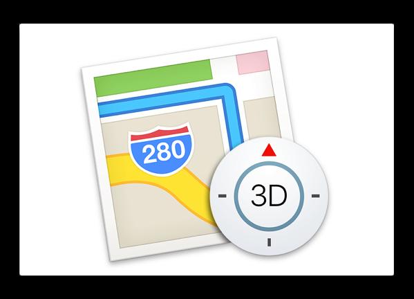 【macOS Sierra 10.12.1 beta 5】「マップ.app」でも日本国内での「乗換案内」が利用できるように