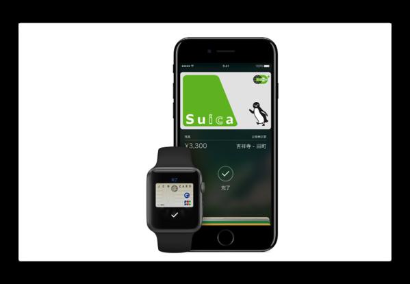 「Apple Pay」にカードが追加できるようになっています