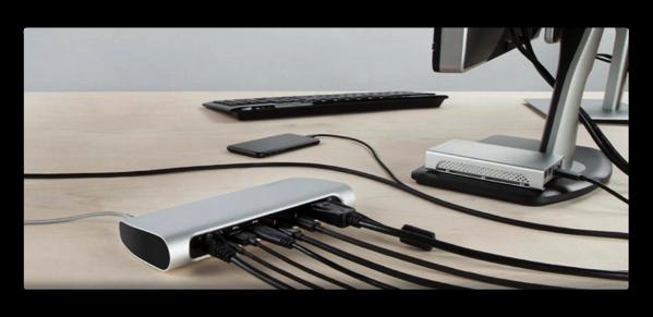 Belkin、新しいMacBook Proのための「Thunderbolt 3 Express Dock HD」を発表