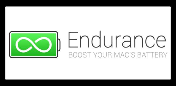 Macのバッテリを20%長く使える無料アプリ「Endurance」