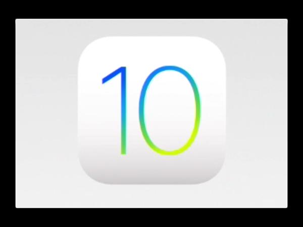 Appleの公式発表では「iOS 10」の普及率は54%