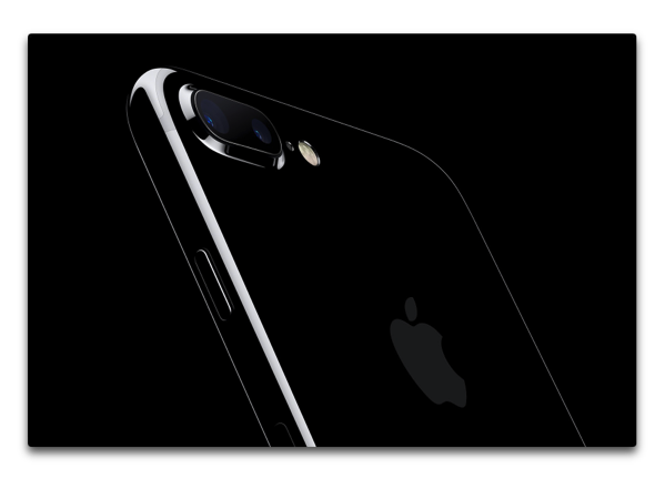 Apple.comで予約した「iPhone 7 Plus ジェットブラック 256GB」の出荷完了メールが来た!
