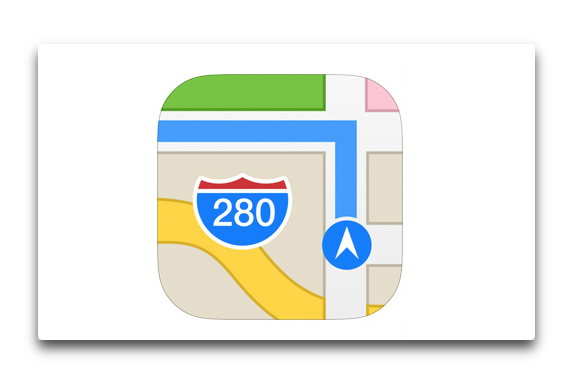 【iOS 10】マップに指定した路線の路線図を表示する方法