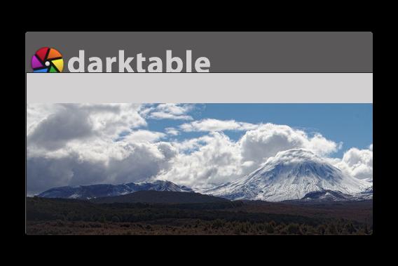 【Mac】Lightroomの代替えとなる?写真ワークフローアプリケーション「darktable 2.2.0」(無料)がリリース