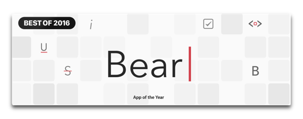 Apple、Mac App Storeの「Best Apps & Games of 2016」を発表