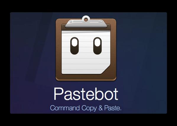 【Mac】複数のクリップボードが持てる「Pastebot」(その1. クリップボードの追加と設定方法)