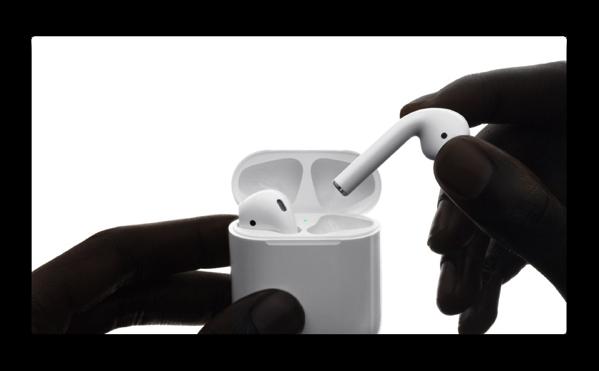Apple、「AirPods」を発売!日本での現在の出荷日は「2週」