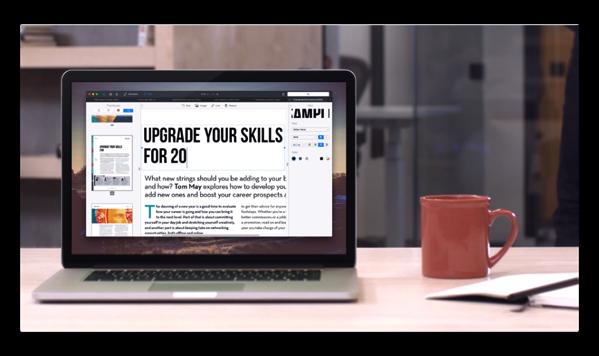 【Mac】「PDF Expert 2」バージョンアップでTouch Barサポートやファイルサイズ縮小