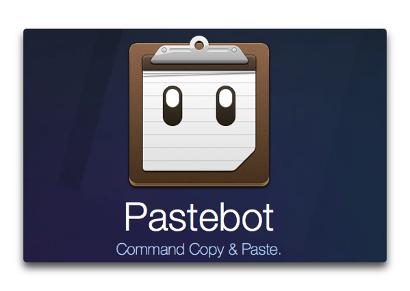 【Mac】クリップボードマネージャー「Pastebot」が50%オフのセール中