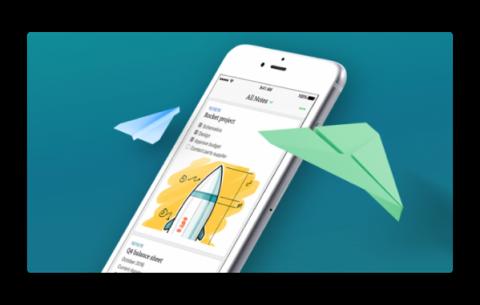 【iOS】「Evernote」がバージョン8.0にアップデート