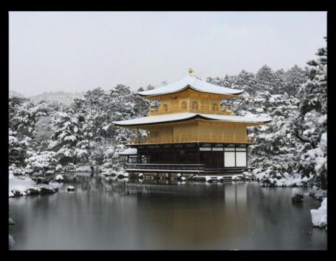 雪の金閣寺を撮影(2017年1月15日)に行ってきました、これから行く人のために