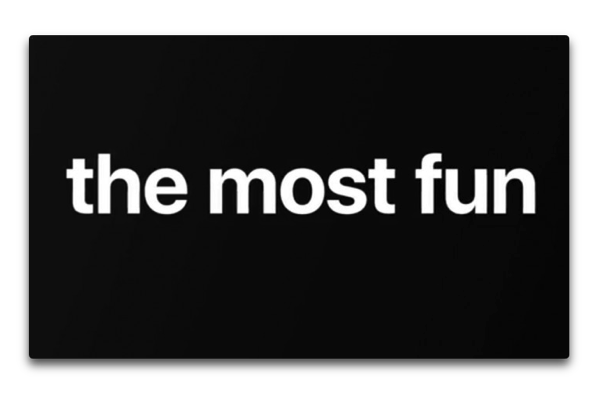Apple、「Best of 2016」と題するビデオを公開しています