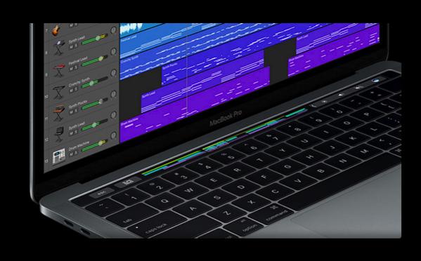 Apple、Touch Barをサポートした「Logic Pro X 10.3」をリリース