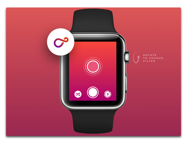 【iOS】写真アプリ「infltr」がバージョンアップでApple Watchでリモート操作