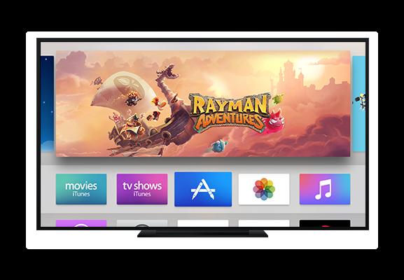 Apple、tvOSアプリのアプリサイズの制限を200MBから4GBに拡大とアナウンス