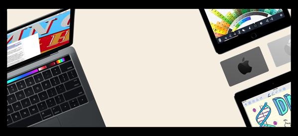 Apple Store、「Mac」または「iPad Pro」を購入でApple Storeギフトカードのプレゼントの「学生みんなが特待生。」を開始