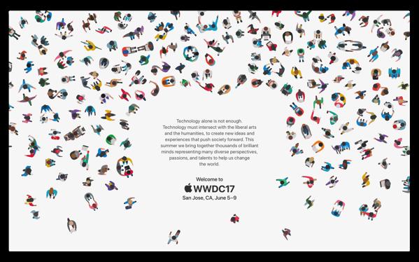 Apple、WWDCをかつての開催地サンノゼで2017年6月5日~9日に開催
