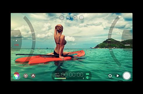 iPhoneを制御とカスタマイズで高精細ビデオカメラに変身「FiLMiC Pro」がバージョン6をリリース